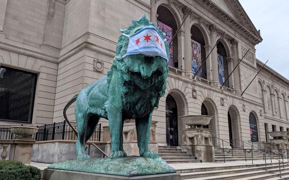 توصيات جديدة لارتداء الكمامة في شيكاغو، للجميع!