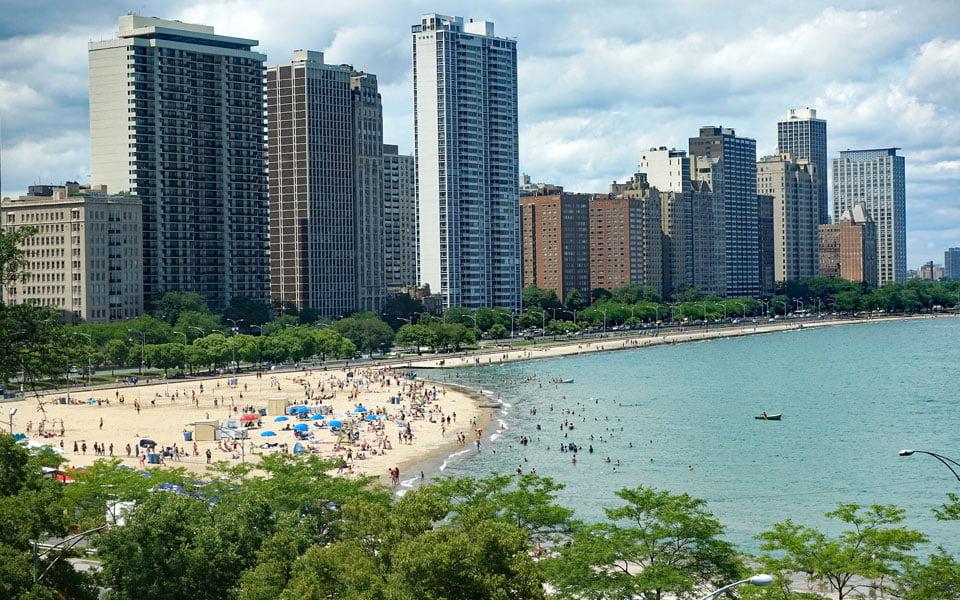 شواطئ عليك زيارتها في شيكاغو - الجزء 1