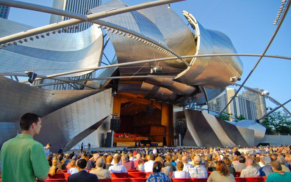 احتفال Chicago In Tune - الموسيقا والتنوّع في شيكاغو
