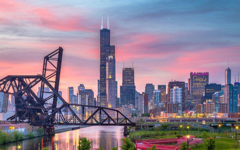 شيكاغو ثاني أجمل مدن العالم